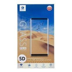 Mocolo 5D Tvrzené Sklo Black pro Samsung Galaxy A50