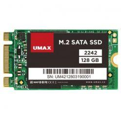 Umax 128GB M.2 2240 (SATA) SSD, TLC