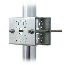 Držák kamer na stožár DKS105 - zinek