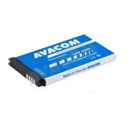 Náhradní baterie AVACOM Baterie do mobilu LG GM360 Li-Ion 3,7V 900mAh, (náhrada LGIP-430N)