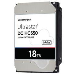 WD Ultrastar 18TB HC550  SAS3 512e P3