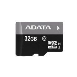 ADATA Premier 32GB microSDHC karta, Class 10, UHS-I + adaptér