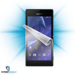 Screenshield ochranná fólie na displej pro Sony Xperia M2