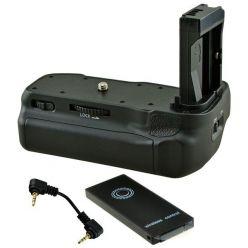 Baterry Grip Jupio pro Canon EOS 77D/ 800D/ 9000D (2x LP-E17) + kabel