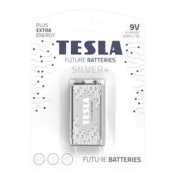 Tesla 9V SILVER+ alkalická, 1 ks, ND