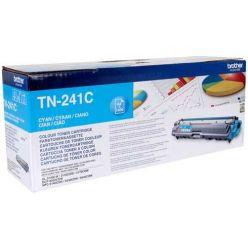 Brother TN-241C, azurový toner, 1 400 stran