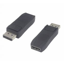 PremiumCord  adaptér DisplayPort - HDMI  Male/Female, support 3D, 4K*2K