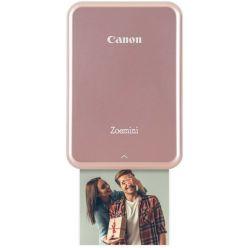 Canon Zoemini PV-123, fototiskárna, růžovo/zlatá