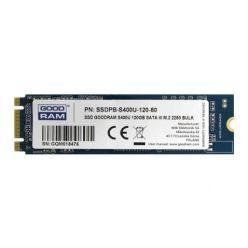 GoodRam S400U 120GB SSD M.2 2280 (SATA), TLC, 550R/530W