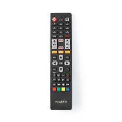 Nedis TVRC40TCBK - Náhradní Dálkový Ovladač | Thomson/TCL TV | Připraveno k Použití