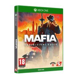 XOne hra Mafia: Definitive Edition