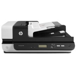 HP Scanjet Enterprise 7500, plochý skener, A4, 600x600, USB 2.0