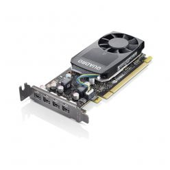 Lenovo Nvidia Quadro P620 2GB GDDR5 Mini DPx4 Graphics Card with LP Bracket