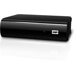 "WD My Book AV-TV - 1TB, externí 3.5"" disk, USB 3.0, černý"