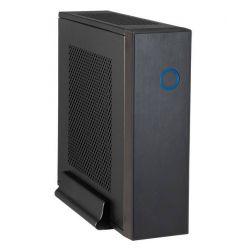 Chieftec Compact IX-03B-OP, mini-ITX skříň, bez zdroje, černá