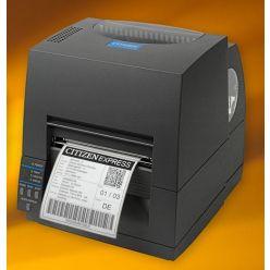 Tiskárna Citizen CL-S631II 300dpi, RS232/USB, TT, černá
