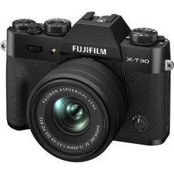 Fujifilm X-T30 II + XC15-45 - Black