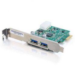 DELL 2-portový USB 3.0 řadič do PCIe slotu