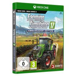 XONE hra Farming Simulator 17: Ambassador Edition