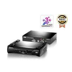 ATEN KE6900AT DVI-I Single Display KVM over IP Extender Transmiter