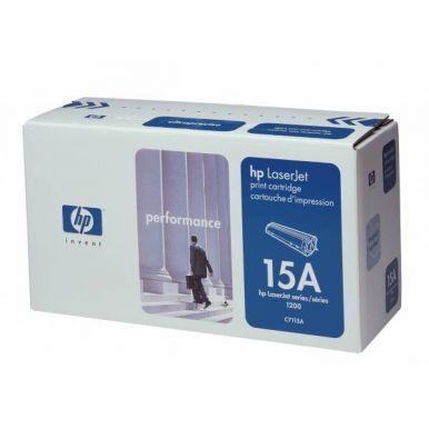 HP C7115A toner č.15A malý 2500str. (LJ 1000, 1005, 1200, 1220, 33xx)