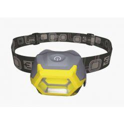 Emos LED svítilna čelovka 3W COB LED, 3x AAA