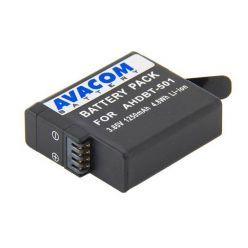 Náhradní baterie AVACOM GoPro AHDBT-501 Li-Ion 3.7V 1250mAh 4.8Wh