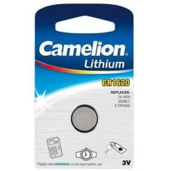 CAMELION CR1620, knoflíková baterie, 3V, 1ks