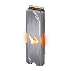 Gigabyte AORUS RGB 256GB SSD M.2 2280 (PCIe NVMe), 3100R/1050W