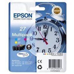 Epson 27 CMY multipack, 3x 3.6ml, T2705
