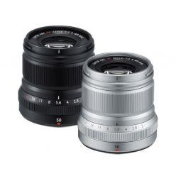 Fujifilm FUJINON XF50mm F/2 R WR - Black