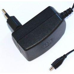 PWS006-BLA Napájecí zdroj pro Raspberry Pi 3B+, microUSB 5.1V / 2.5A