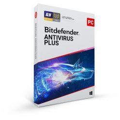 Bitdefender Antivirus Plus 5 zařízení na 3 roky