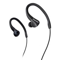Pioneer závěsná sportovní sluchátka černá