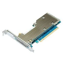 P411W-32P - PCI-Express G4 PLX switch (interní karta) - 8×8654 (PCI-E4g4), PCI-E16g4 MD2