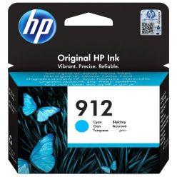 HP cartridge 912 (cyan, 315str.) pro HP OfficeJet 8013, HP OfficeJet Pro 8023