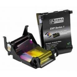 Páska Zebra ZXP1 YMCKO, barevná barvící páska