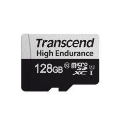 Transcend High Endurance 128GB microSDXC karta, UHS-I U1, 95R/45W