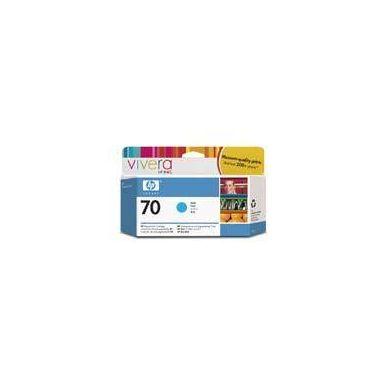 HP náplň č.70 azurová DSJ Zx100 (130ml)
