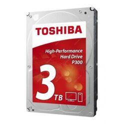"Toshiba P300 3TB, 3.5"" HDD, 7200rpm, 64MB, NCQ, AF, SATA III, bulk"