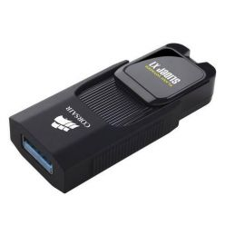 Corsair Voyager Slider X1 - 256GB, flash disk, USB 3.0, výsuvný konektor