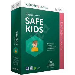 Kaspersky Safe Kids 1x 1 rok, nová  elektronická licence