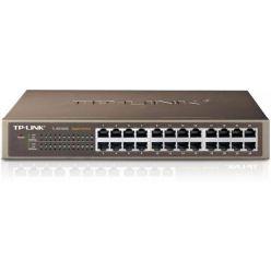 TP-LINK TL-SG1024D, 24-portový gigabitový switch, desktop, ECO