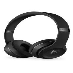 Apple Beats Solo 3 Wireless On-Ear Headphones - Black