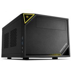 Sharkoon SHARK ZONE C10, Mini-ITX skříň, 2x USB 3.0, černá