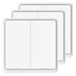 IMMAX NEO SMART sada 3x vypínač 2-tlačítkový Zigbee 3.0