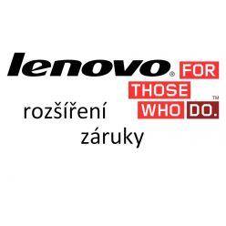 Lenovo rozšíření záruky ThinkPad (integrovaná baterie) 3y OnSite NBD + 3y baterie (z 3y OnSite) - email licence