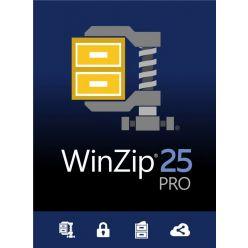WinZip 25 Pro pro 1 uživatele