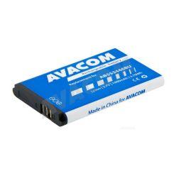 Náhradní baterie AVACOM Baterie do mobilu Samsung B2710, C3300 Li-Ion 3,7V 1000mAh, (náhrada AB553446BU)