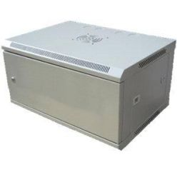 "Datacom 19""rozv.jednodílný 4U/ hl.450mm plech.dv."